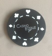 007 James Bond Casino Royal. Special Casino Chip. First Day Screening.