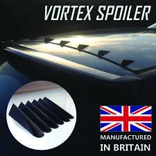Universal Vortex spoiler Générateur EVO style Requin Toit Ailerons Body Kit