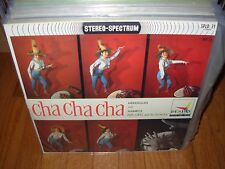 PUPI LOPEZ cha cha merengues & mambos ( latin ) stereo