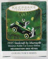 1935 Steelcraft by Murray Third in the Miniature Kiddie Car Luxury Edition Ser..