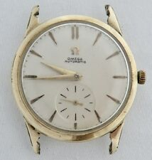 1954 OMEGA AUTOMATIC 344 BUMPER WRIST WATCH 10K GOLD FILLED RUNNING