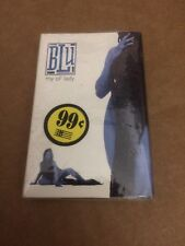 BLU MY OL' LADY FACTORY SEALED CASSETTE SINGLE 3