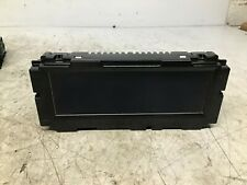 2013 VAUXHALL ASTRA GTC - MULTIC FUNCTION CLOCK / DISPLAY SCREEN 22858076 - WSY