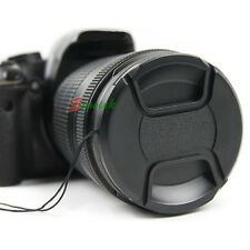 55mm Center Pinch Front Lens Cap f. SONY Alpha A99 A77 A65 A58 A57 A55 A390 DSLR
