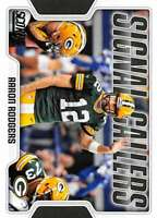 2018 Score Signal Callers #11 Aaron Rodgers NM-MT Packers ID:16218
