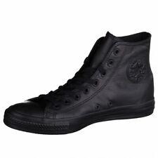Converse C Taylor A/S Hi Chuck Schuhe Black 13521C unisex schwarz Leder