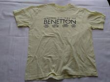 884ed9dff66 Vintage United Colors of Benetton T-Shirt Size M 80s 90s