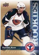 2009-10 Upper Deck Rookie Card RC Evander Kane Buffalo Sabres