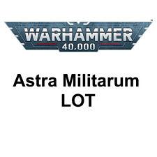 Warhammer 40000 Astra Militarum/Imperial Guard LOT