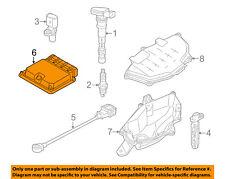AUDI OEM 2014 A6-ECM PCM ECU Engine Control Module Computer 4G0907115P