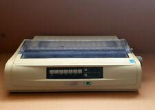 OKI Microline ML5521 eco / 9-Nadeldrucker / DIN A3, 570cps, USB, Parallel