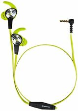 Monster iSport Intensity In-Ear Only Headphones - Green