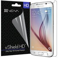 Vena 3x HD Ultra Clear Screen Protector Shield Saver Film For Samsung Galaxy S6