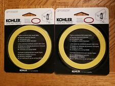KOHLER GP1059291 Canister Seal Gasket for Single Flush Toilet 2 packages