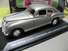 1/43 yat ming Bentley R-Type continental gris with coachwork by franay 43212