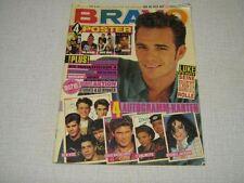 BRAVO 93/17 (22/4/93) LUKE PERRY MICHAEL JACKSON NKOTB