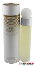 360 White By Perry Ellis 3.4oz/100ml Edp Spray For Women New In Box