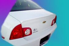 PAINTED 2009 2010 2011 2012 Chevrolet Malibu Spoiler - Factory Lip Style