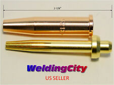 WeldingCity Propane Natural Gas Cutting Tip 4213 Size #4 Purox Torch | US Seller