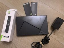 NVIDIA SHIELD TV 4K HDR Streaming Media Player w/latest nVidia Remote Controller
