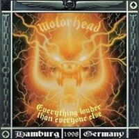 Motorhead - Everything Louder than Everyone Else - New 2CD - Pre Order - 29/3