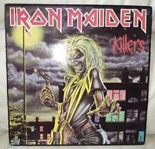 Iron Miaden Killers Vinyl LP Rock Metal Album