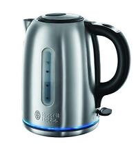 Russell Hobbs Buckingham Quiet Boil 1.7 L 3000 W Kettle 20460 - Brushed