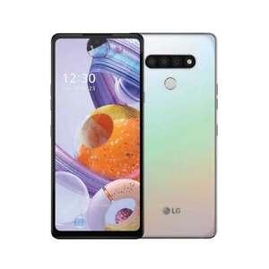 LG Stylo 6 64GB LMQ730TMW T-Mobile 6.8 in 3GB RAM Triple Camera Smartphone