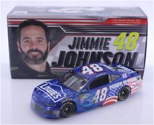 NASCAR 2018 JIMMIE JOHNSON  #48 POWER OF PRIDE LOWES 1/24 CAMARO