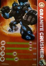 Granite Crusher Skylander Giants Stat Card Only!