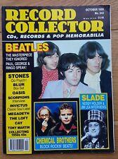 Record Collector - October 1999 No.242, Beatles, Slade, Blur, Stones, Oasis