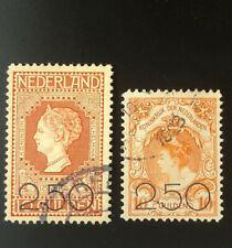 NETHERLANDS  104 - 105 Very Nice Used Set  gd45