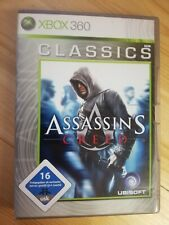Assassin's Creed XBOX 360 Spiel
