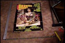 BIZARRE STYLES 1984 ORIG MOVIE POSTER SEXPLOITATION VANESSA DEL RIO