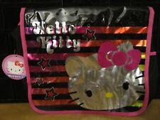 "Cute Hello Kitty Women Girls Student School Bag Over The Shoulder Bag-NEW14'X12"""