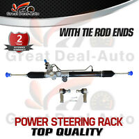 Power Steering Rack and Tie Rod Ends for Holden Rodeo RA 4WD 2003-2008 NEW