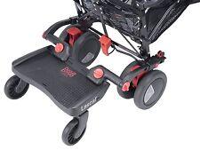 Lascal Mini Buggy Board universale per bambini Bambino Ride On BuggyBoard Rosso 3D