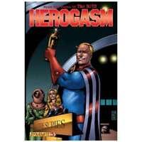 Boys: Herogasm #5 in Near Mint condition. Dynamite comics [*ra]
