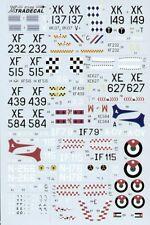 Xtradecal 1/72 Hawker Hunter F.6 # 72058