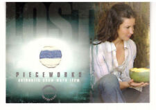 LOST Season 1 Premium Pieceworks Trading Card PW-1 Evangeline Lilly Kate 2-color