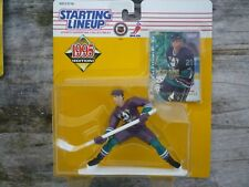 Kenner Starting Lineup Bob Corkum Anaheim Ducks Action - Figure & Card NHL 1995