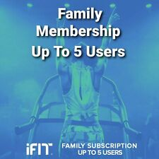 👉 1 Year FAMILY iFit Membership - 5 Users - Sent Free  - Sent Globally 🌍 ✅