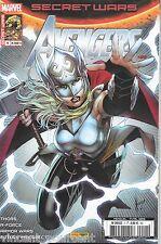 Secret Wars Avengers N°4 - Panini-Marvel Comics Avril 2016