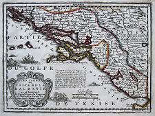 Original vor 1800 Grafik & Drucke mit Landkarte und Kupferstich