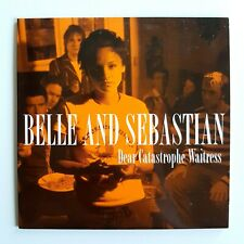 BELLE AND SEBASTIAN : DEAR CATASTROPHE WAITRESS ♦ CD Album Promo ♦