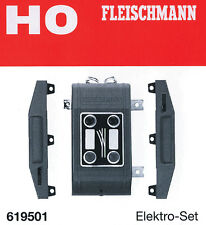 Fleischmann 619501 Elektroset für Profigleis H0
