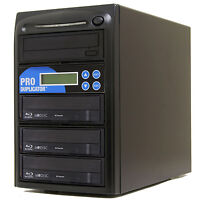 ProDuplica​tor 1-3 Blu-ray Burner Duplicator BD MDisc CD DVD Replicatio​n Tower