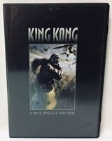 KING KONG 2-Disc Special Edition DVD Video (WideScreen) - 2006 Universal Movie