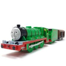 HENRY Thomas the Tank Engine & Friends Trackmaster Plarail Motorized TOMY