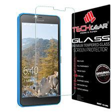 TECHGEAR TEMPERED GLASS Invisible Screen Protector for Microsoft Lumia 640 XL